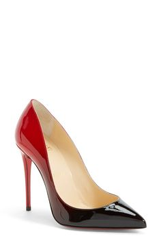 'Pigalle Follies' Dégradé Pointy Toe Pump