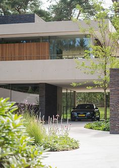 House In Nature, Pool Landscaping, Modern Contemporary, Interior Architecture, My House, New Homes, House Design, Outdoor Decor, Interiors