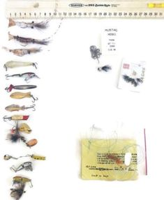 "1 Jointed L&S Lure. I have described the 16 lures to the best of my ability--see below. 1 Panther Martin Lure Made in Italy. 1 unsigned Lure in a bag with paper about ""leader system"". Vintage Fishing Lures, Bass Fishing Lures, Best Fishing, Fishing Tips, Lure Making, Fishing Techniques, Important Facts, Games Today, Jr"