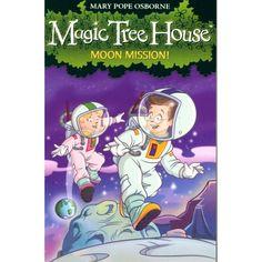 Magic Tree House - Moon mission - English Wooks