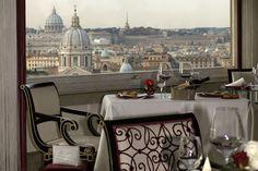 Hotel Hassler Roma - Rome, Italy