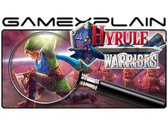Hyrule Warriors - Screenshot & Art Analysis (Secrets & Hidden Details) Hyrule Warriors, Art Analysis, Jealousy, Deadpool Videos, The Man, The Secret, Legends, Zelda