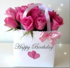 If you want to wish someone a happy birthday. We have brought you the best happy birthday images. Happy Birthday Flowers Wishes, Happy Birthday Bouquet, Free Happy Birthday Cards, Birthday Wishes Greetings, Happy Birthday Video, Happy Birthday Celebration, Birthday Wishes And Images, Birthday Blessings, Happy Birthday Pictures