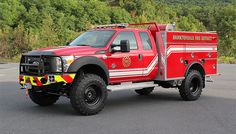 Brooktondale FD, NY Fire Dept, Fire Department, Ambulance, Cool Trucks, Fire Trucks, 4x4, Brush Truck, Wildland Fire, Rescue Vehicles