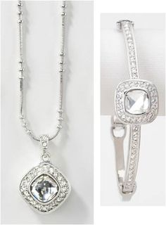 Paris 1930 Necklace and bracelet from Touchstone Crystal by Swarovski www.touchstonecrystal.com/melissaNJ to order!!