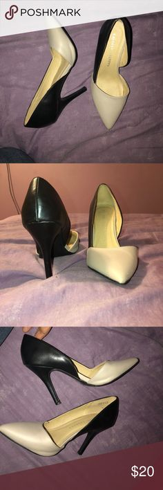 Heels Business casual heels! Great for casual outing too! They look great with some flair bottom jeans or distressed jeans! Love them! cared for  items. Chinese Laundry Shoes Heels