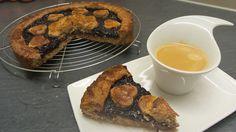 "Délicieuse tourte de Linz aux mûres ""simplissime et inratable"" Cake & Co, French Toast, Muffin, Breakfast, Desserts, Food, Torte, Kitchens, Recipes"