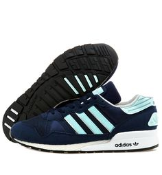 adidas Originals ZX 710 Collegiate Navy/Frost Mint. Article: B34696. Release: 2014. Made in China.