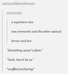 Superhero Duo: Arrow and Ace