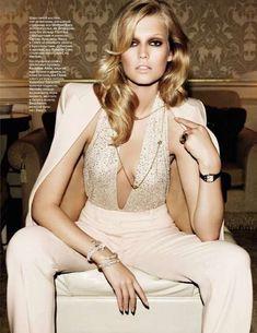 Vogue Russia December 2011