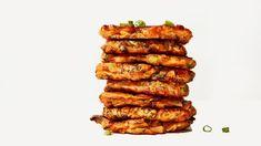 Quick Kimchi Pancakes Recipe | Bon Appetit