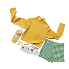 "I am pinning this again because I love this so much. ""Bright Grass."" by hunkulez on Polyvore"