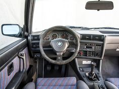 Bmw E30 M3, Bmw M3 Sport, Bmw 3 Series, Bmw Cars, Dream Cars, Porsche, Car Seats, Evolution, Sports