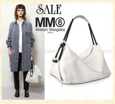Maison Margiela ショルダー・ポシェット 新作セール☆MM6 MAISON MARGIELA ダッフルバッグ
