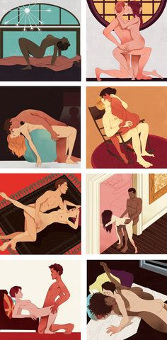 The Best Sex Positions Ever