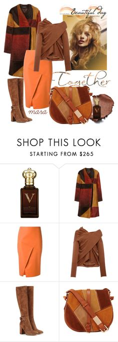 """""""Beautiful day, a good start in the New Year... :-)"""" by marastyle ❤ liked on Polyvore featuring Clive Christian, Thakoon, Andrea Marques, Tuinch, Gianvito Rossi and Foley + Corinna"""