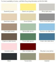 Paint colors on pinterest tuscan colors benjamin moore for Sample kitchen color schemes