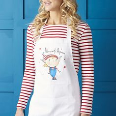 Personalised Magic Is Real Apron Set