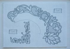 (589) Gallery.ru / Фото #3 - Контурные узоры для художественной вышивки №2 - belo4ka-ta