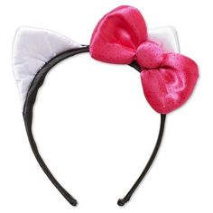 Hello Kitty Guest of Honor Headband TRG Home Comforts https://www.amazon.com/dp/B01FDS08PK/ref=cm_sw_r_pi_dp_x_Ztt7xbG515XT3