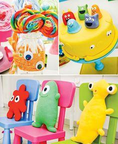 poco monstruo fiesta de cumpleaños-ikea-presidentes
