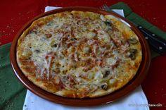 Pizza-la-tigaie (23) Pizza, Dory, Quiche, Ale, Cooking, Breakfast, Mariana, Kitchens, Essen