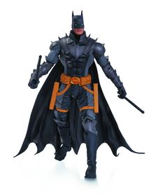 DC Comics Earth 2: Bruce Wayne Batman Figure by DC Collectibles