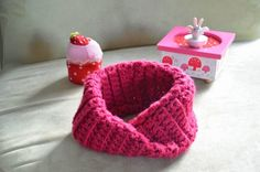 snood crochet enfant