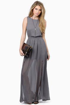 Classy And Sassy Maxi Dress