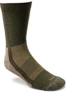 $14 REI Hybrid Light Hiking Crew Socks with PrimaLoft Fiber - Men's - Free Shipping at REI.com