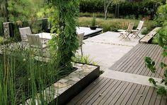 Modern & Relaxing Landscaping