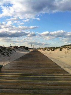 Seaside, NJ.