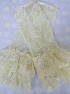 Baby Romper/Baby Girl Romper/Girl Lace by OohLaLaDivasandDudes