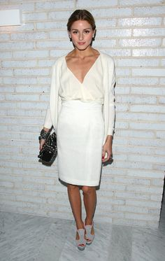 Olivia Palermo's Style Evolution Proves She Never Had An Awkward Phase