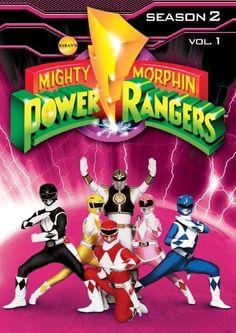 Mighty Morphin Power Rangers: Season 2. Vol. 1 DVD ~ Richard Steven Horvitz, http://www.amazon.com/dp/B00A429YPG/ref=cm_sw_r_pi_dp_7Jgurb0CBD0A5