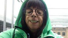 Mariana es comunicadora social, trabaja en la biblioteca del Congreso y está al frente de la radio