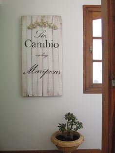 Marcela Cavaglieri: Un lugar para cada cosa...