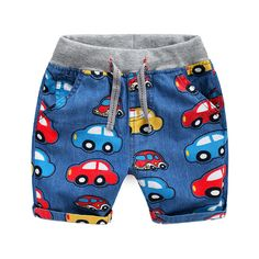 Cheap boys shorts, Buy Quality girls shorts directly from China baby boy shorts Suppliers: MYL Summer Baby Boys Shorts Cartoon Clothes Kids Car Covers Girls Shorts Clothing Bobo Choses Children Hot Pants Swimsuit Baby Outfits, Boys Summer Outfits, Little Boy Outfits, Toddler Boy Outfits, Cute Outfits For Kids, Toddler Boy Fashion, Kids Fashion, Cartoon Outfits, Baby Boy Romper