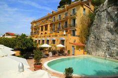 Piscine Exterieur Hotel La Perouse Nice