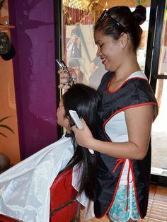 Jessy James, Anime Haircut, Forced Haircut, Shaved Head Women, Waist Length Hair, Bald Women, Girl Haircuts, Barber Shop, Hair Lengths