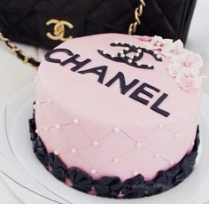 #gateau#rose#channel
