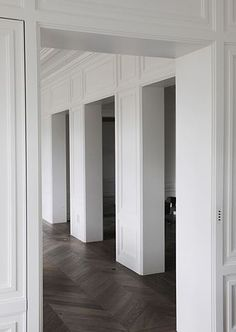 Neuilly apartment by Joseph Dirand.