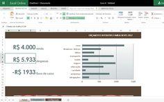 Sete planilhas prontas para você economizar dinheiro usando Excel | Listas | TechTudo