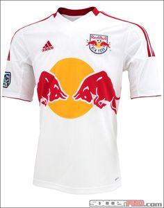 adidas New York Red Bulls Home Jersey 2012...$79.99