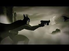 """Batman: Strange Days"" - Bruce Timm's Batman - ""Batman: Strange Days"" - Bruce Timm's Batman Anniversary (Official Short Film) A brand new short from producer Bruce Timm featuring a lost tale from Batman's past, the Dark Knight tracks a. The New Batman, I Am Batman, Batman Art, Bruce Timm, Harley Quinn, Bob Kane, Dc Comics, Storyboard, Marvel Dc"