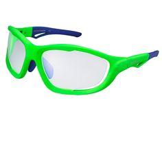 Очки S60X-PH зеленые, фотохром