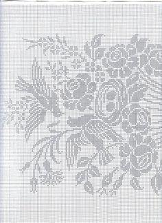 Схемы для вышивки крестом. Монохром-4 (179 фото). Обсуждение на LiveInternet - Российский Сервис Онлайн-Дневников