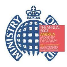 The Annual 2003 America ministry of sound | Dj Sammy - Ministry Of Sound: The Annual 2003 CD Cover Art
