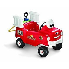 Little Tikes -Spray & Rescue Fire Truck