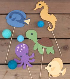 20 Adorable Animal Printables | AllFreePaperCrafts.com